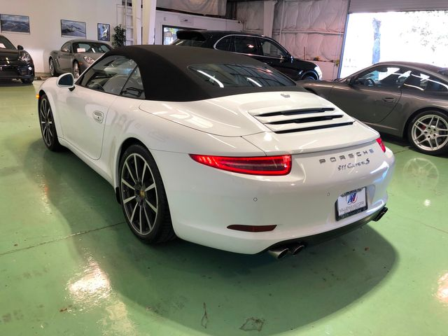 2013 Porsche 911 Carrera S Longwood, FL 34