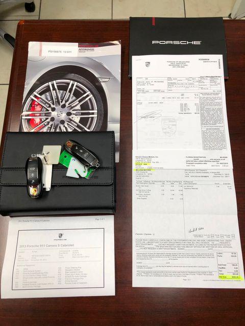 2013 Porsche 911 Carrera S Longwood, FL 45