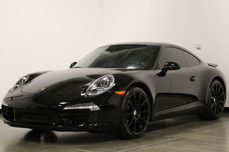 2013 Porsche 911 Carrera  city NC  The Group NC  in Mansfield, NC