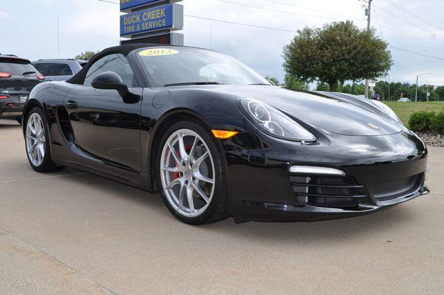 2013 Porsche Boxster S Bettendorf, Iowa 2