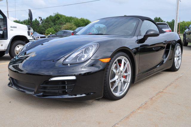 2013 Porsche Boxster S Bettendorf, Iowa 25