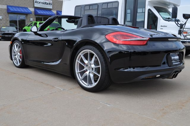 2013 Porsche Boxster S Bettendorf, Iowa 36