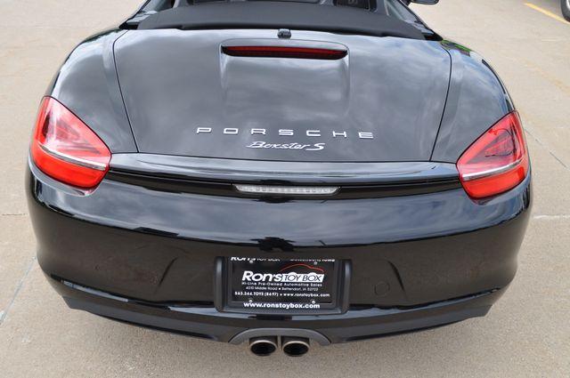 2013 Porsche Boxster S Bettendorf, Iowa 21