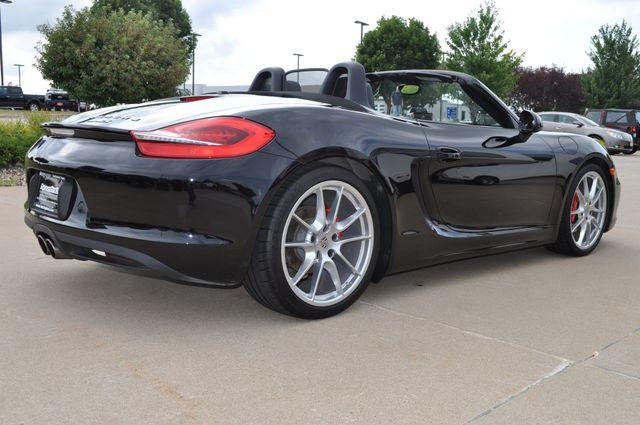 2013 Porsche Boxster S Bettendorf, Iowa 6