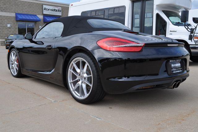 2013 Porsche Boxster S Bettendorf, Iowa 4