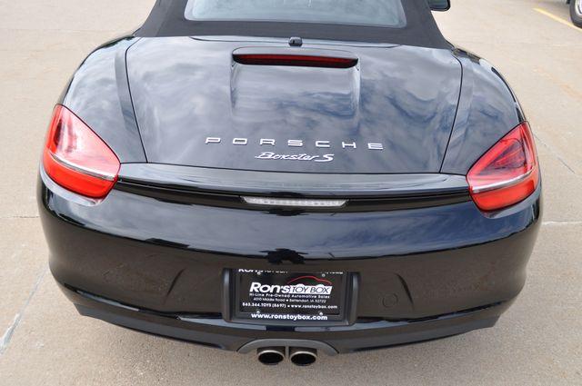 2013 Porsche Boxster S Bettendorf, Iowa 27