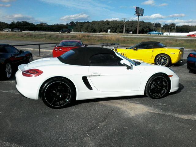2013 Porsche Boxster Boerne, Texas 3