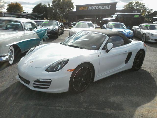 2013 Porsche Boxster Boerne, Texas 5