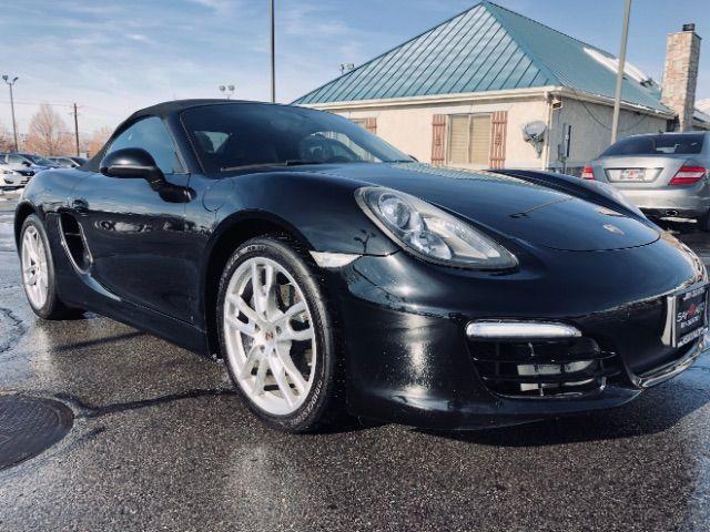 2013 Porsche Boxster Base LINDON, UT