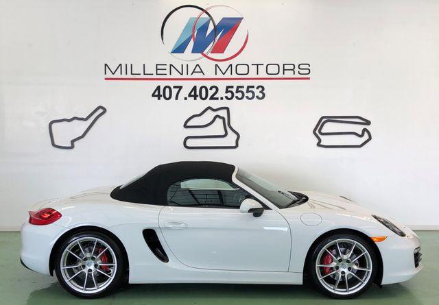 2013 Porsche Boxster S Longwood, FL 31