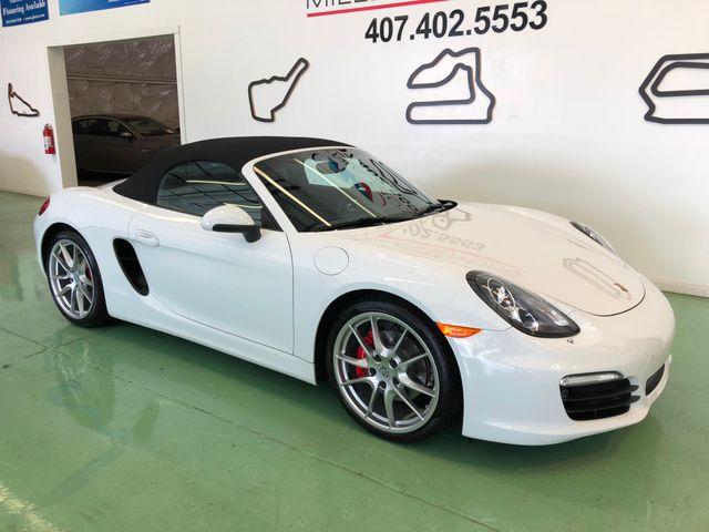 2013 Porsche Boxster S Longwood, FL 32
