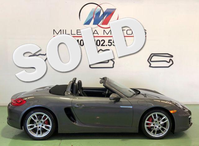2013 Porsche Boxster S Longwood, FL 0