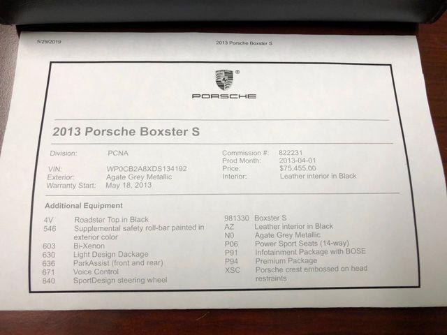2013 Porsche Boxster S Longwood, FL 40