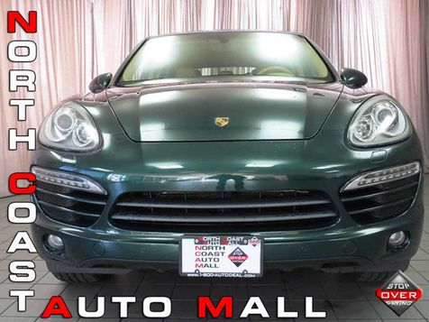 2013 Porsche Cayenne AWD 4dr Tiptronic in Akron, OH