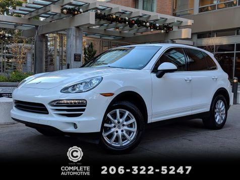 2013 Porsche Cayenne All Wheel Drive 2 Owner 50,000 Miles NICE! Rear Camera Navigation Bose Heated Seats Xenons in Seattle