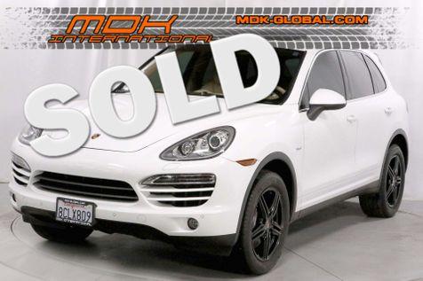 2013 Porsche Cayenne Diesel - Heated seats -  in Los Angeles