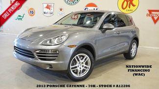 2013 Porsche Cayenne AWD ROOF,NAV,HTD/COOL LTH,6 DISK CD,BOSE,70K in Carrollton TX, 75006