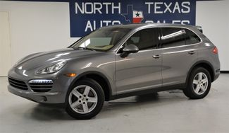 2013 Porsche Cayenne NAVIGATION SUNROOF BACK UP CAMERA in Dallas, TX 75247