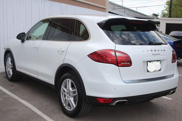 2013 Porsche Cayenne Houston, Texas 11