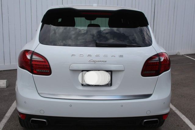 2013 Porsche Cayenne Houston, Texas 9