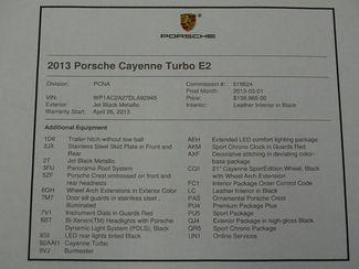 2013 Porsche Cayenne Turbo in Marietta, GA 30067