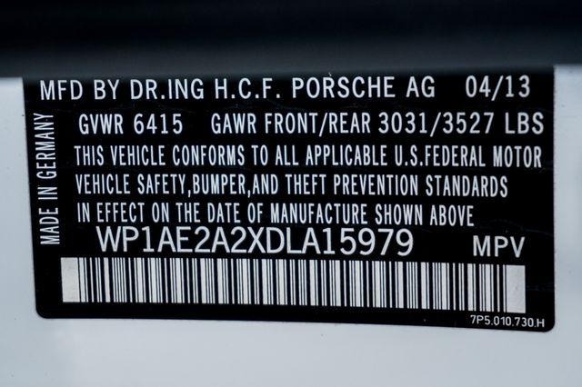 2013 Porsche Cayenne S Hybrid Reseda, CA 46
