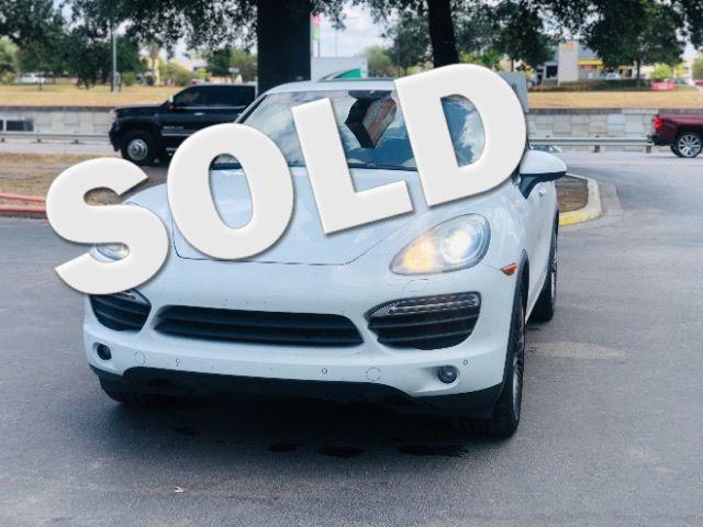 2013 Porsche Cayenne S in San Antonio, TX 78233