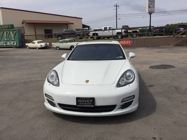 2013 Porsche Panamera S Boerne, Texas 2