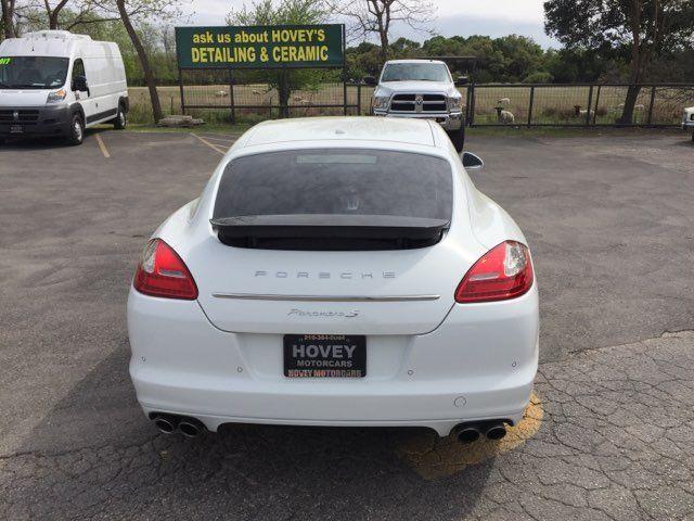 2013 Porsche Panamera S Boerne, Texas 7