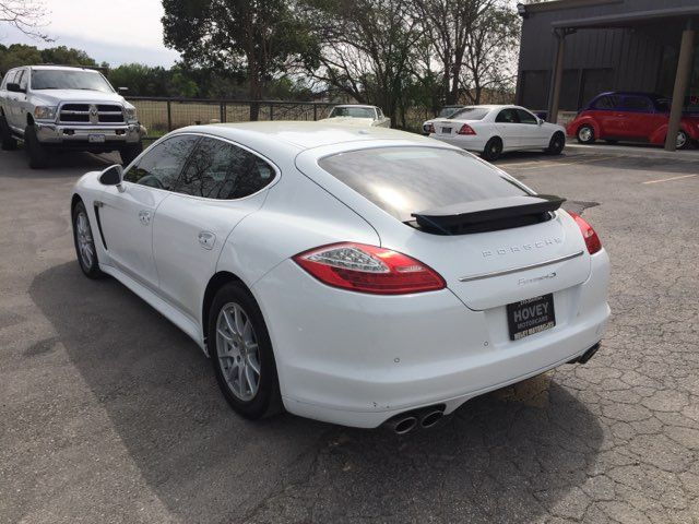 2013 Porsche Panamera S Boerne, Texas 9