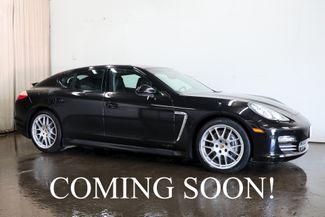2013 Porsche Panamera 4 AWD Platinum Edition w/Sport in Eau Claire, Wisconsin