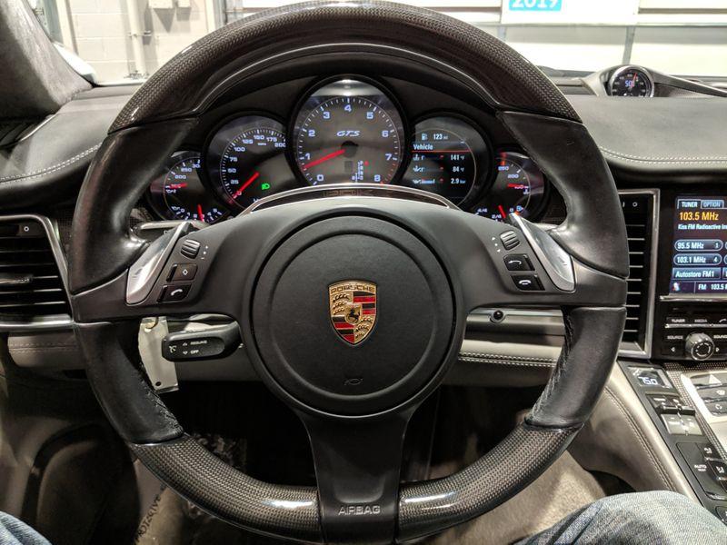 2013 Porsche Panamera GTS  Lake Forest IL  Executive Motor Carz  in Lake Forest, IL