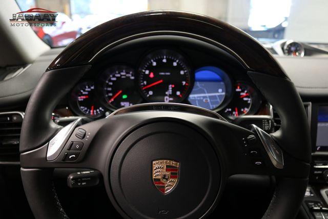 2013 Porsche Panamera 4 Platinum Edition Merrillville, Indiana 17