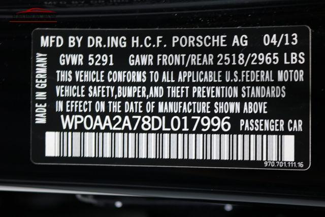 2013 Porsche Panamera 4 Platinum Edition Merrillville, Indiana 53