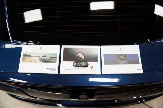 2013 Porsche Panamera Turbo Orlando, FL 38