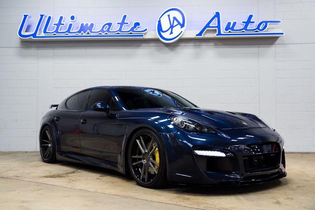 2013 Porsche Panamera Turbo Orlando, FL 6