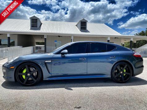 2013 Porsche Panamera CARFAX CERT CLEAN TRADE IN in Plant City, Florida