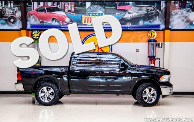 2013 Ram 1500 Big Horn 4x4