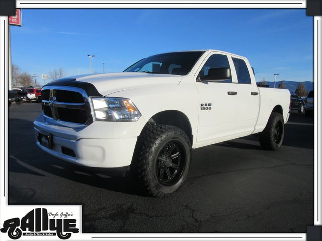 2013 Ram 1500 Crew Cab Tradesman in Burlington, WA 98233