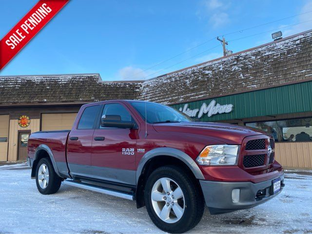 2013 Ram 1500 Outdoorsman in Dickinson, ND 58601