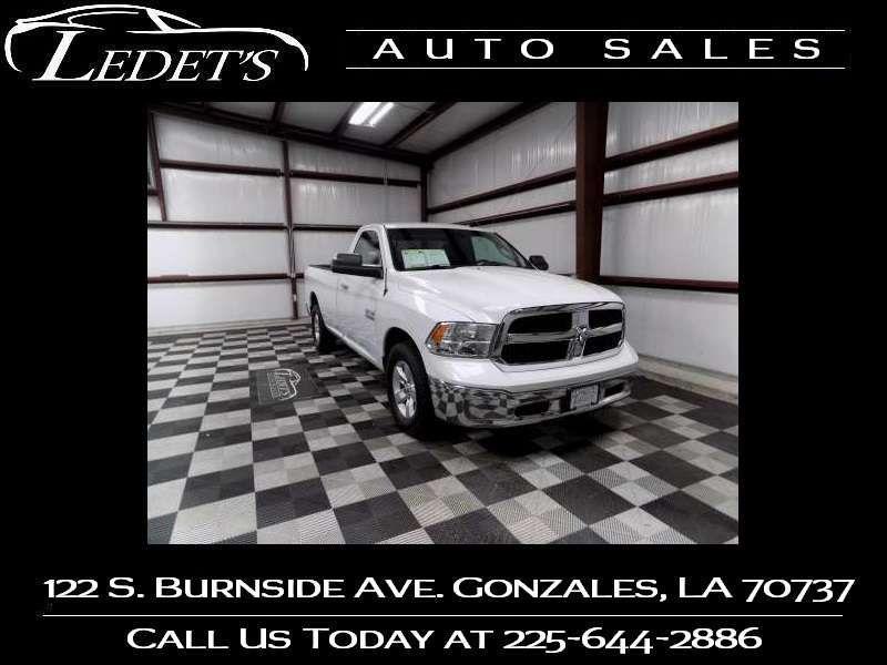 2013 Ram 1500 SLT - Ledet's Auto Sales Gonzales_state_zip in Gonzales Louisiana