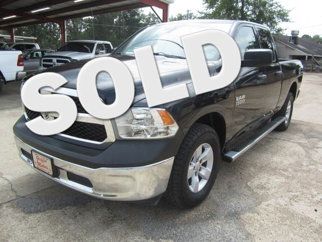 2013 Ram 1500 Tradesman Quad Cab 4x4 Houston, Mississippi 0
