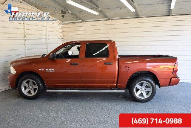 2013 Ram 1500 Express in McKinney Texas, 75070
