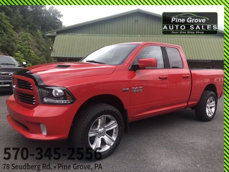 2013 Ram 1500 Sport | Pine Grove, PA | Pine Grove Auto Sales in Pine Grove, PA