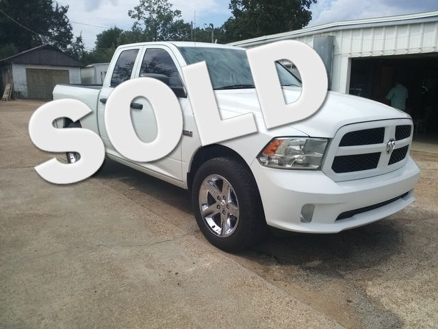 2013 Ram 1500 Quad Cab Express Houston, Mississippi