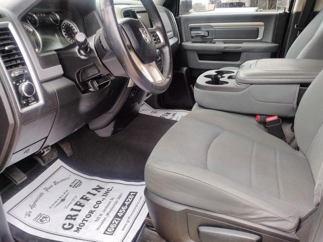 2013 Ram 1500 Quad Cab SLT Houston, Mississippi 8