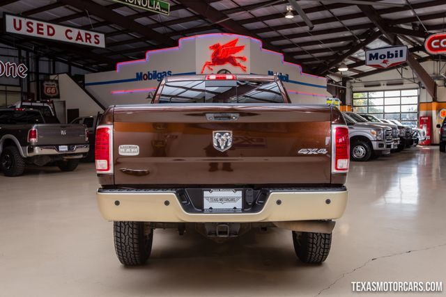2013 Ram 2500 Laramie Longhorn 4X4 in Addison, Texas 75001