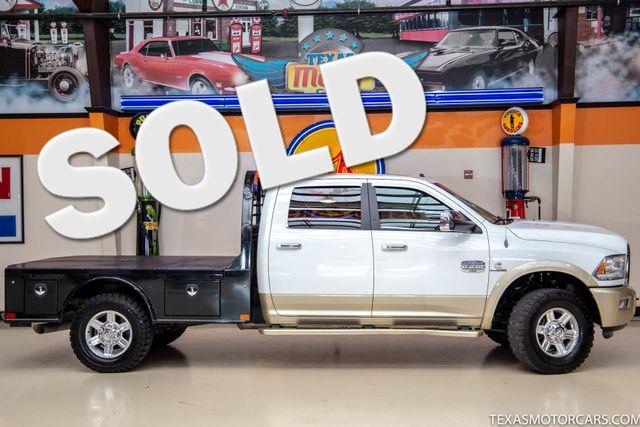 2013 Ram 2500 Laramie Longhorn 4x4