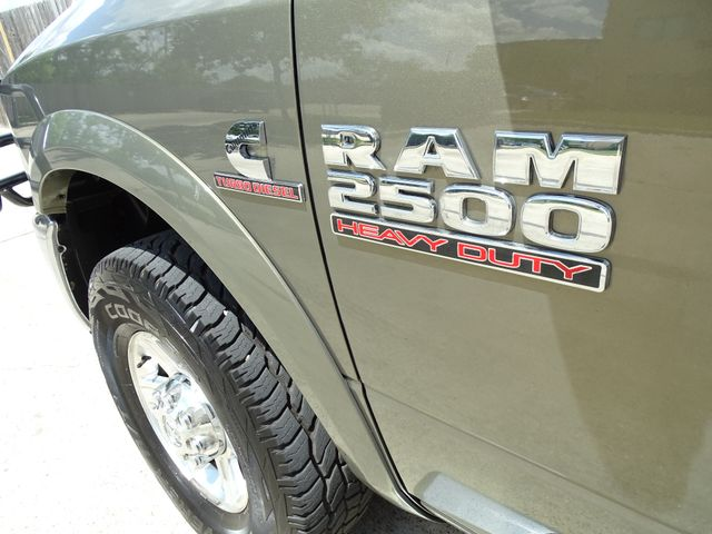 2013 Ram 2500 Laramie Mega Cab Corpus Christi, Texas 9