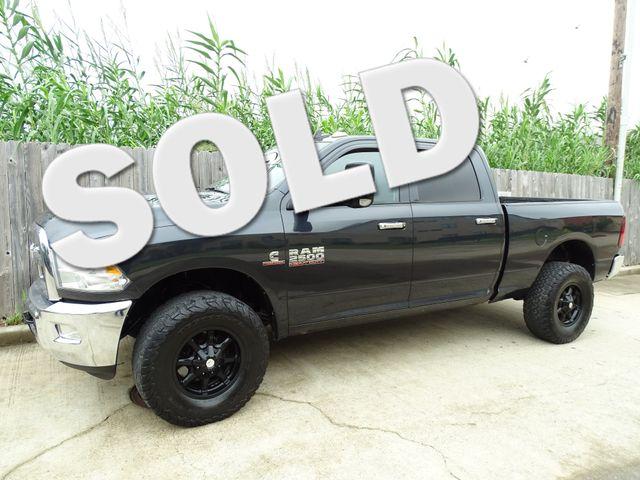 2013 Ram 2500 SLT Corpus Christi, Texas 0